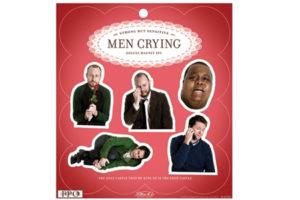 Los hombres lloran en los cursos de negociación